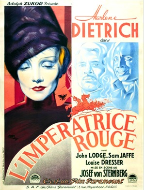 L'impératrice rouge (1934) de Josef Von Sternberg Impzor10