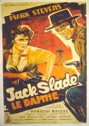 Jack Slade le damné (1953) de Harold D. Schuster Jack10