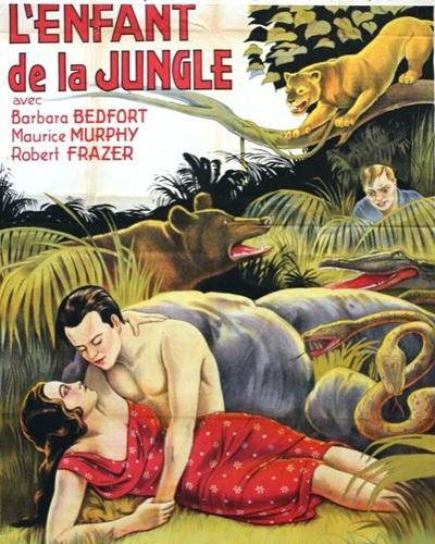 L'enfant de la jungle (1933) de Charles Hutchinson Jungle10