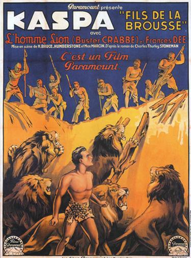 Kaspa, fils de la brousse (1933) de Bruce Humberstone Kaspa10