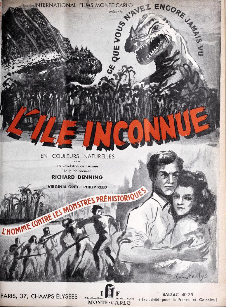 L' île inconnue (1948) de Jack Bernhard Lacinm11