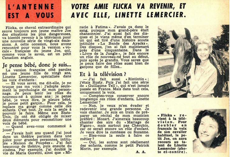 Mon amie Flicka (1955-1956) Linett11