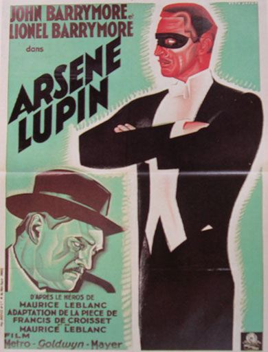 Arsène Lupin (1932) de Jack Conway Lupin10