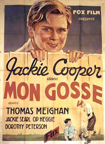 Mon gosse (1934) de Edward Cline Mon10