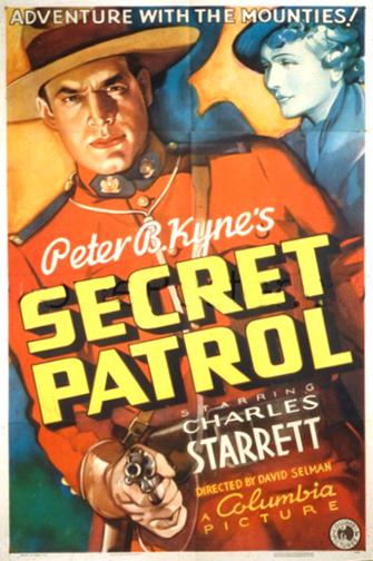 Patrouille secrète (1936, David Selman) P10