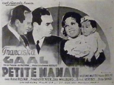 Petite maman (1935) de Hermann Kosterlitz (= Henry Koster) Pet11