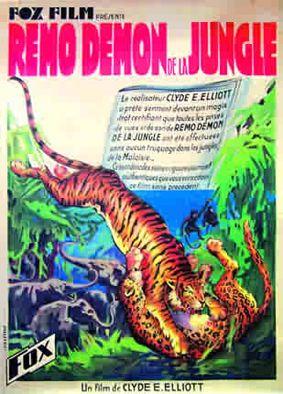 Remo, démon de la jungle (1933) de Clyde E.Elliott Remo10