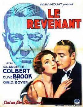 Le Revenant (1932) de Berthold Viertel Revena10