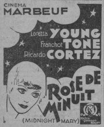 La Rose de minuit (1933) de William Wellman Rose10