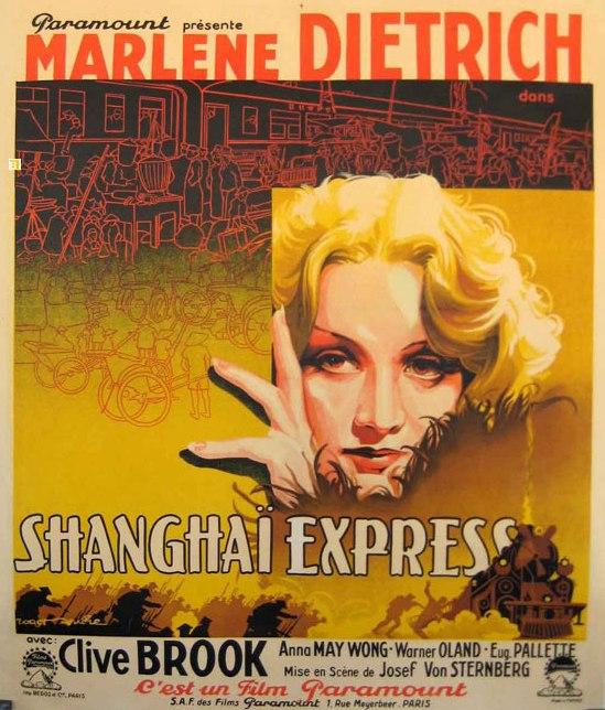 Shangaï express (1932) de Josef Von Sternberg Shanga11