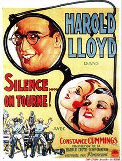 Silence... on tourne ! (1932) de Clyde Bruckman Silenc10