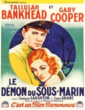Le Démon du sous-marin (1932) de Marion Gering Sous-m10