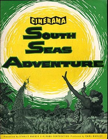 Aventures dans les mers du sud (plusieurs réalisateurs, 1958) South10