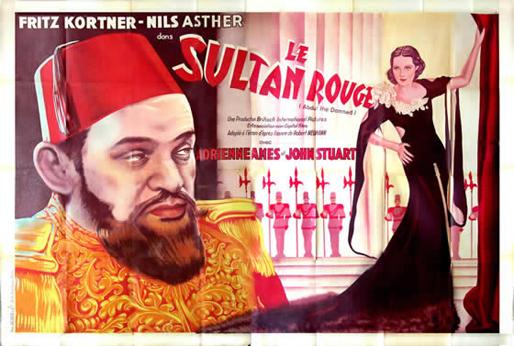 Le Sultan rouge (1935) de Karl Grune Sultan10