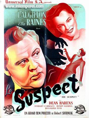 Le Suspect (1944) de Robert Siodmak Suspec10
