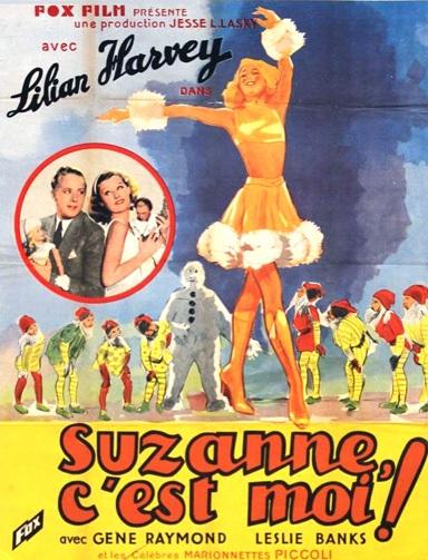 Suzanne, c'est moi ! (1934) de Rowland V.Lee Suz10