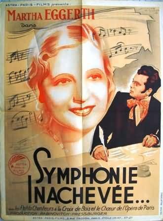 La Symphonie inachevée (1933) de Willi Forst Symph10