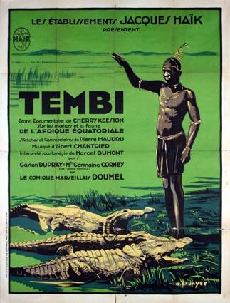Tembi (1929) de Cherry Kearton et Ada Kearton Tembi10