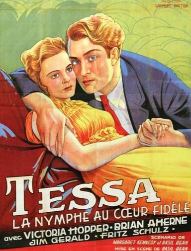 Tessa, la Nymphe au Cœur Fidèle (Basil Dean, 1933) Tessa10