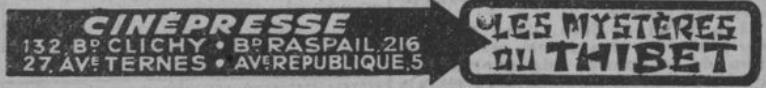 Les Mystères du Thibet (1938) Thibet11