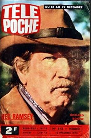 Hec Ramsey (série, 1972-75) Tp10