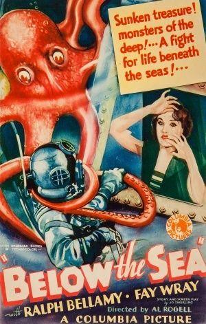 Le Trésor des mers (1933) de Albert S.Rogell Tres10
