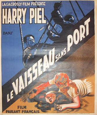 Le Vaisseau sans port (1932) de Harry Piel Vaisse10