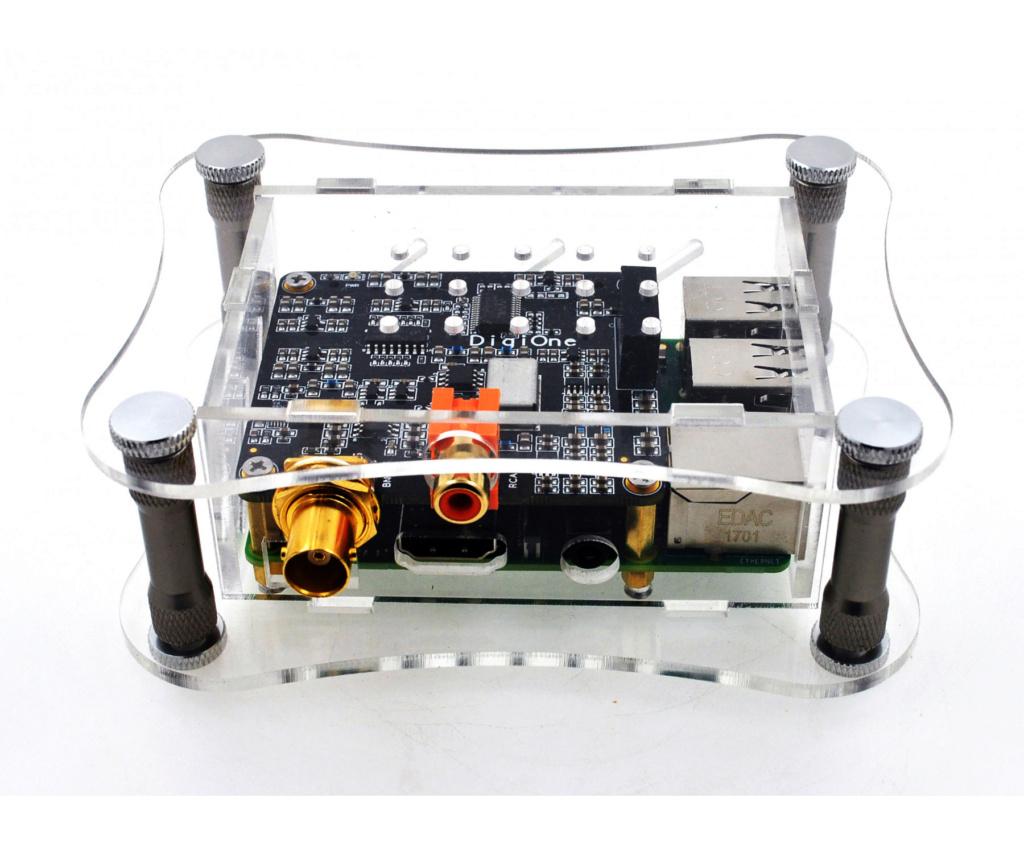 Raspberry Pi-3 y Tidal E1ff6810