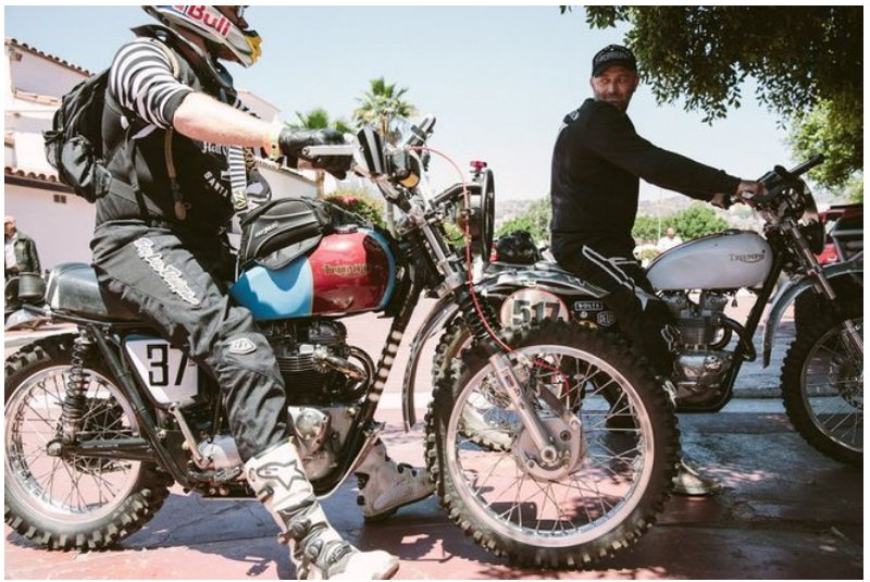 Vintage Triumph Wins Mexican 1000 517_tr10