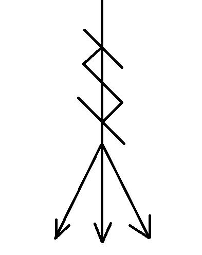 Изгоняющий крест(на тест!Вариант участницы нашего форума) Автор Vemirida