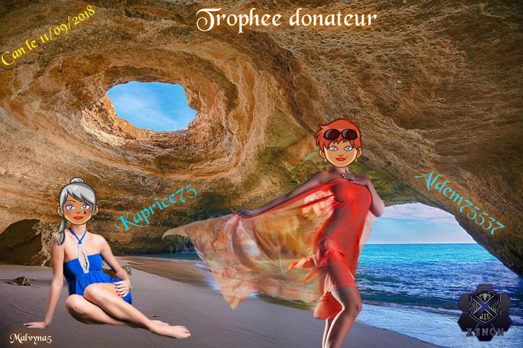 TROPHHEES TOURNOI DU 11/09/2018 Trophe14