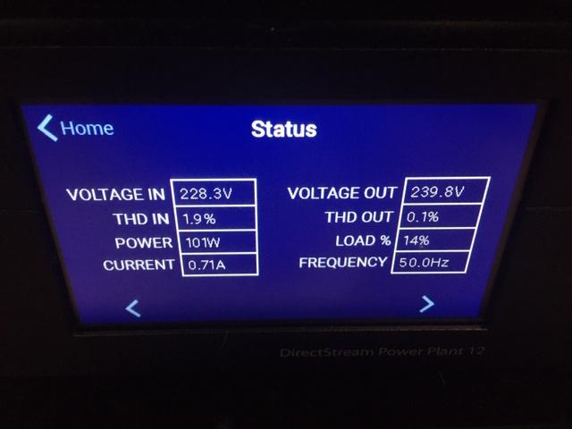 Regenerador de corriente PS AUDIO P12 - Página 2 Img_4112