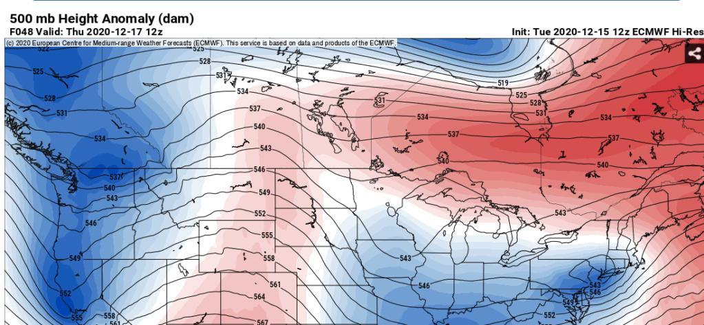 12/16 to 12/17 Godzilla - 1st Call Snow Map - Page 6 Euroul15