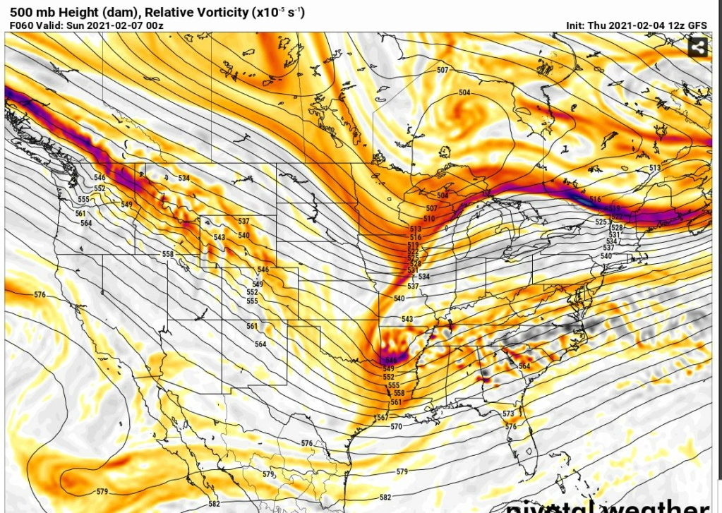 Possible Winter Storm - Super Bowl Sunday - Page 4 Gfs20