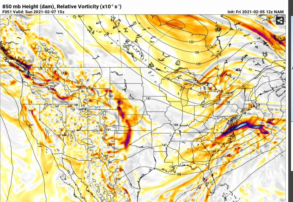 Possible Winter Storm - Super Bowl Sunday - Page 8 Nam85011