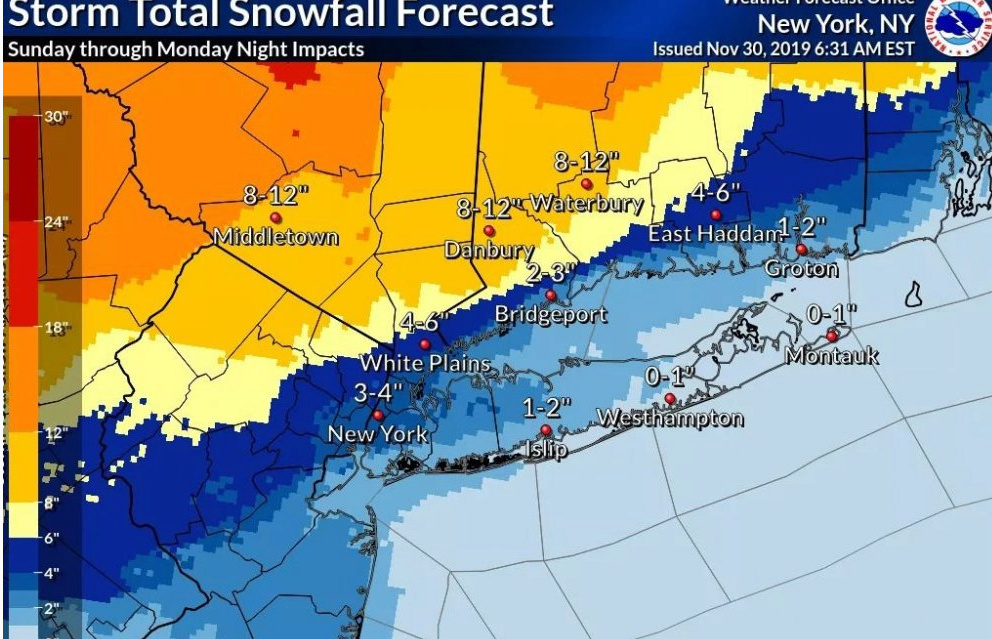 December 1st-3rd 2019 Winter Storm Potential - Page 7 Upton10