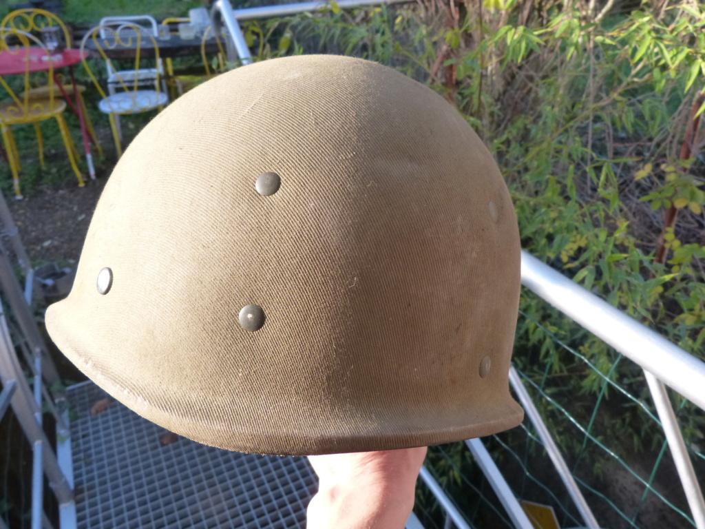"""Aide à l'identification paire de casques """"Normandie"""" P1210823"""