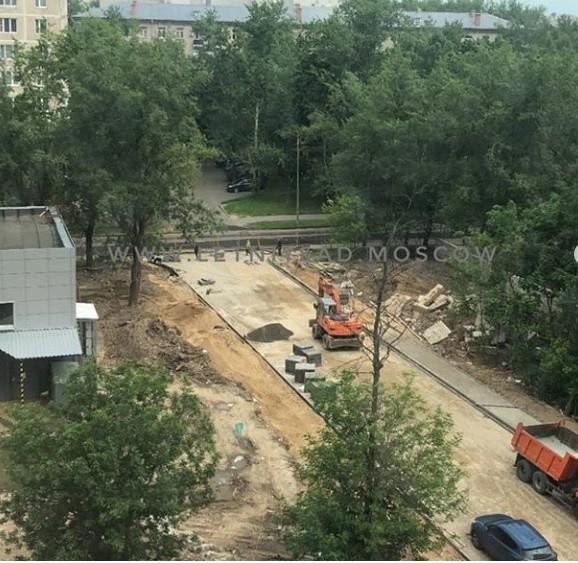"""Строительство новых автодорог поблизости от ЖК """"Летний сад"""" - Страница 4 A110"""