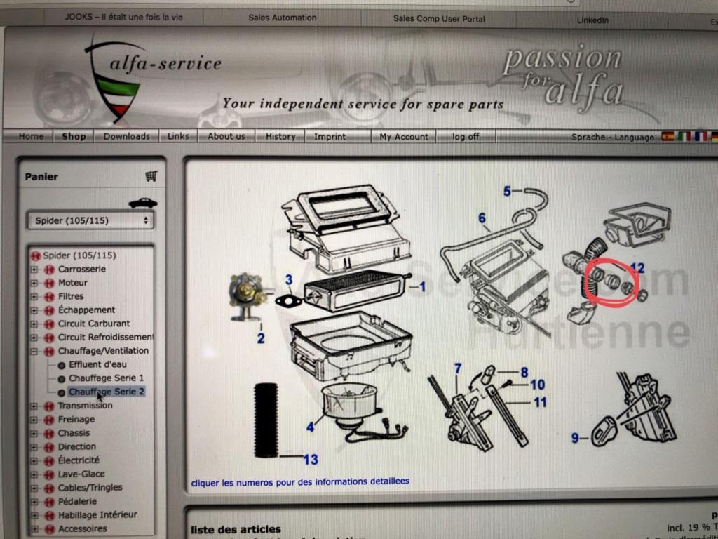 Giulia Nuova Super 1600 - Moteur + BV + nouvelle copine - Page 5 0a433710