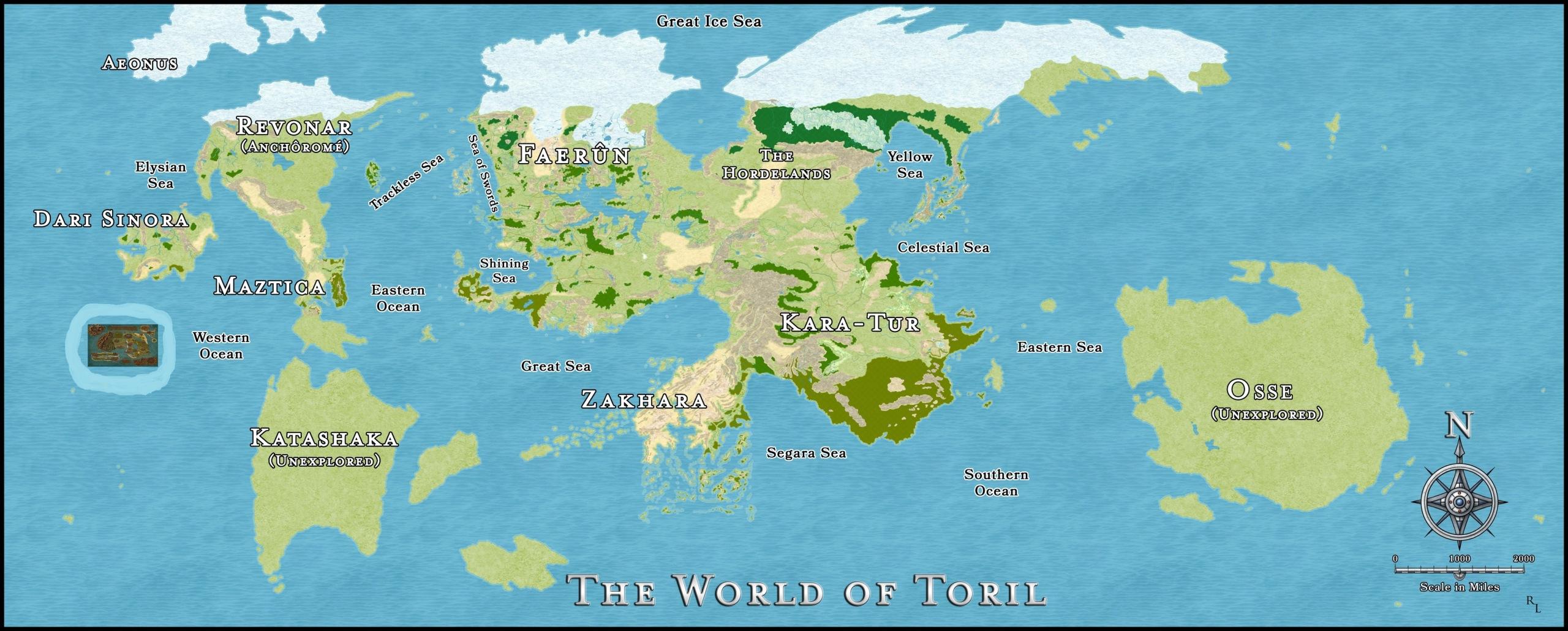 Concealed Lands D&D 5e (6 vagas) [!Cenários!] Abeir-10