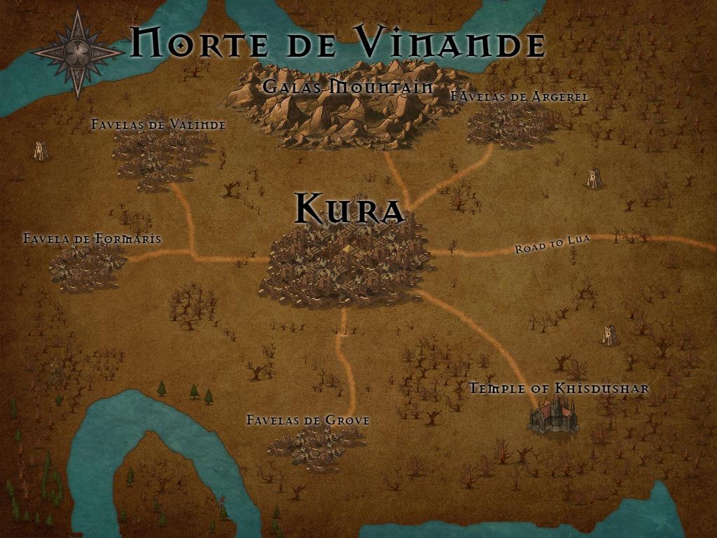 Mapas aproximados de cada região [!Cenários!] Oeste_11