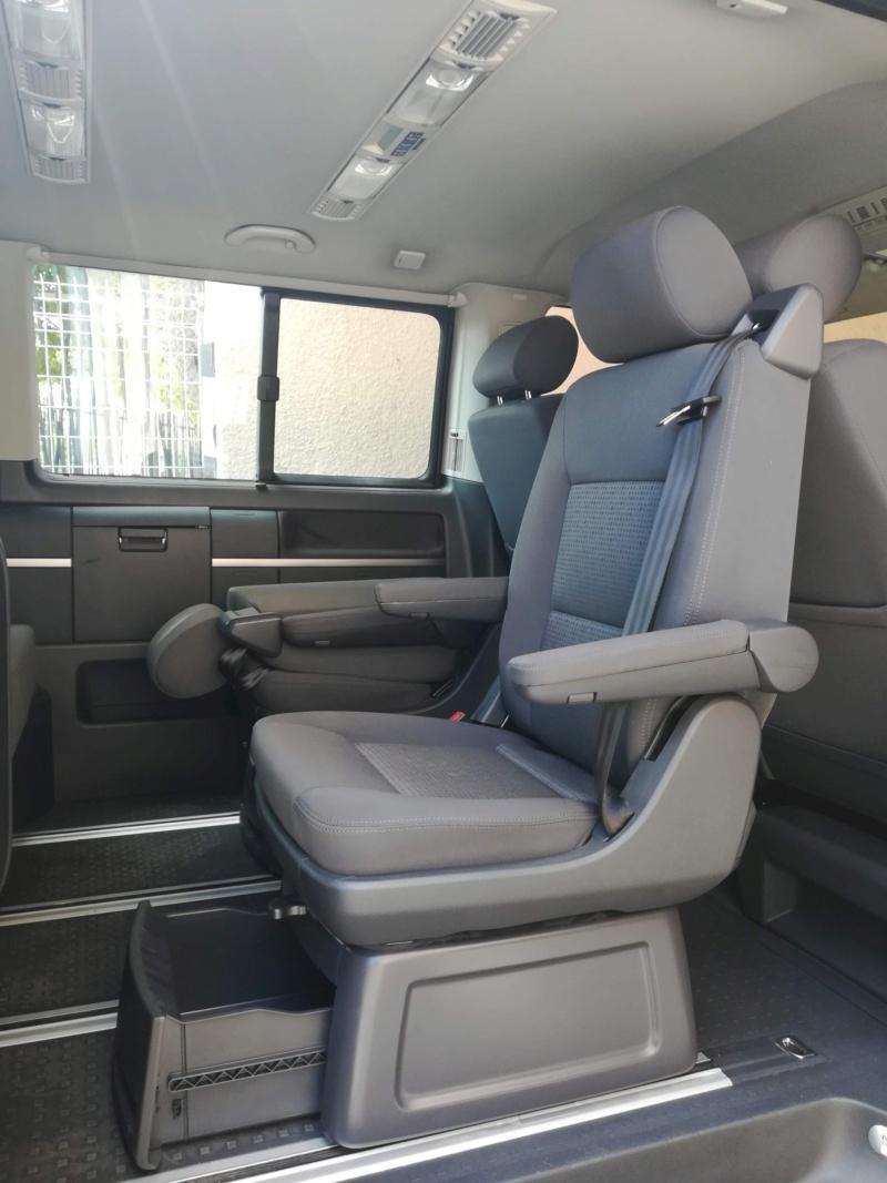 VENDS 2 sièges arrière Multivan [VENDUS] Img_2054