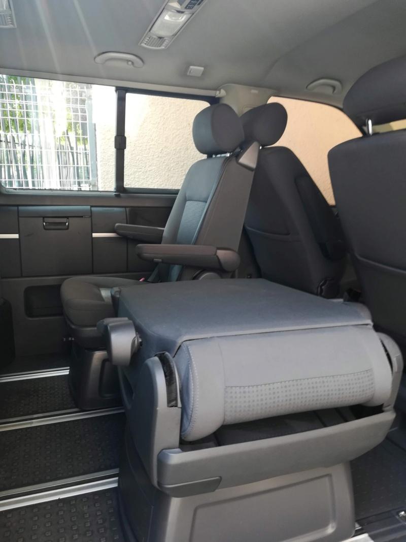 VENDS 2 sièges arrière Multivan [VENDUS] Img_2055