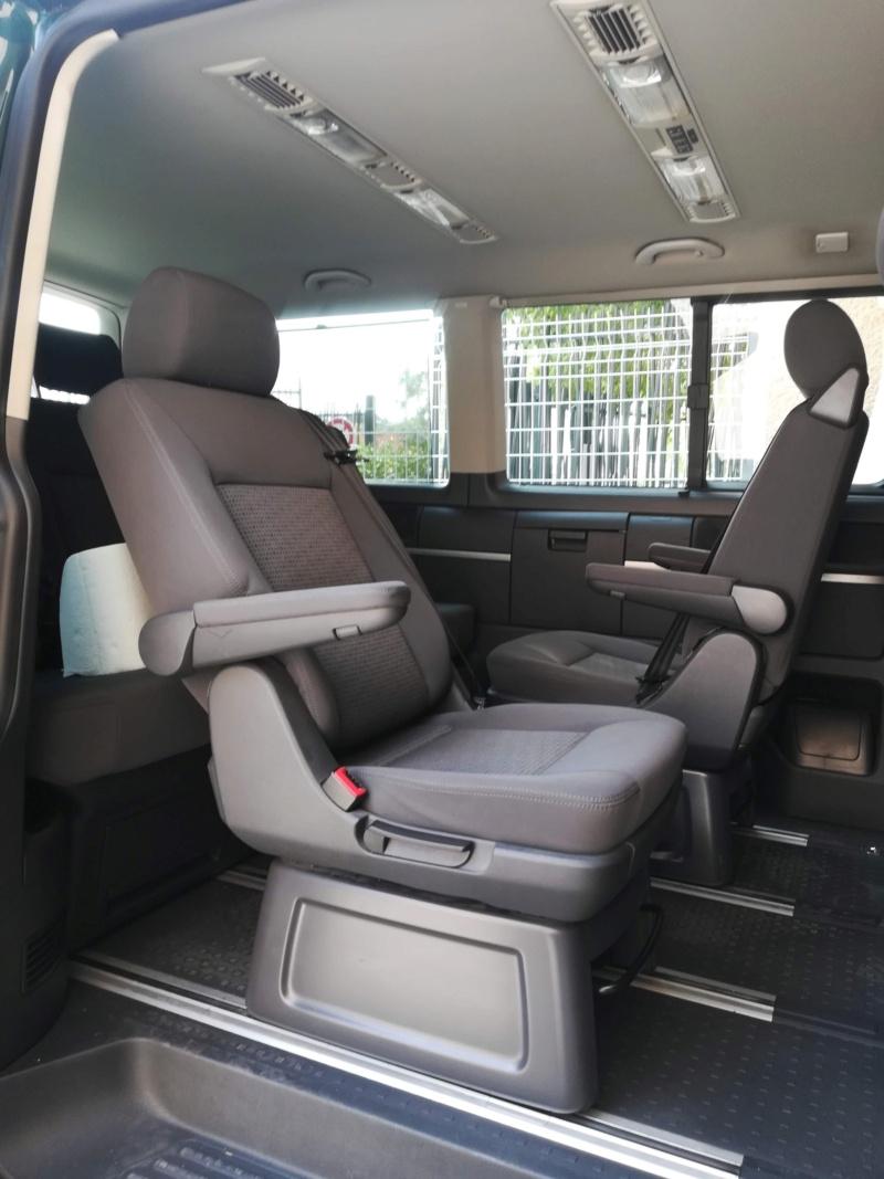 VENDS 2 sièges arrière Multivan [VENDUS] Img_2056