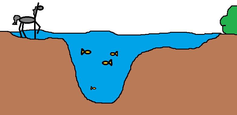 Nierówne Dno Rzeka10