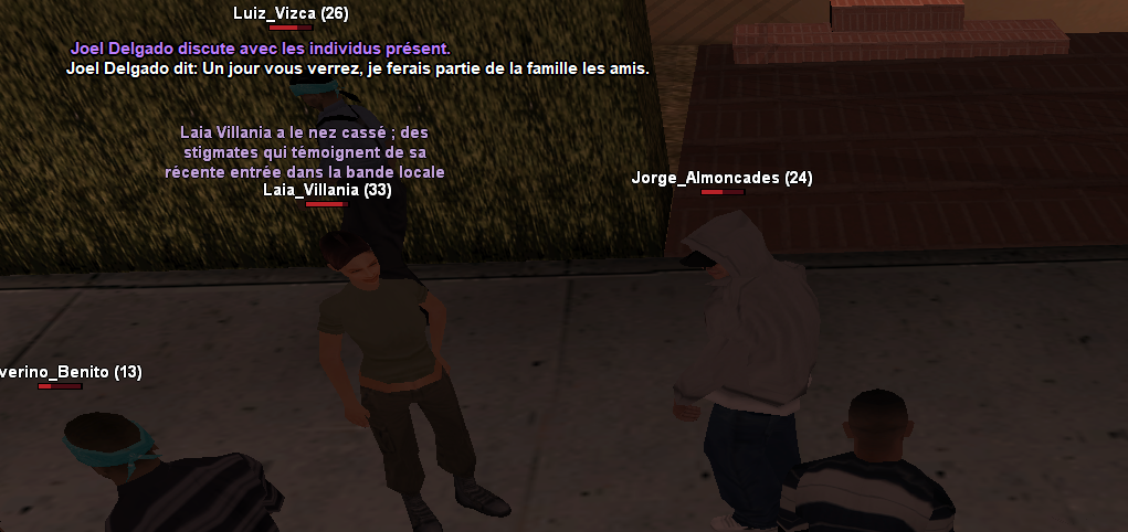 La Calle 18, Evil Deadend Gangsters - Page 23 Screen10