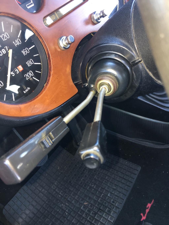 Lancia Fulvia Lancia Fulvia Interruttore indicatori di direzione Img_7213