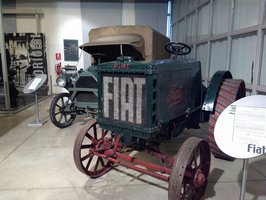100 anni fa nasceva Fiat 702, il primo trattore Fiat 1280px10