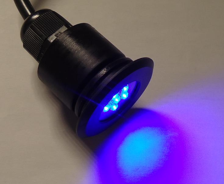Luminárias LED Deck12