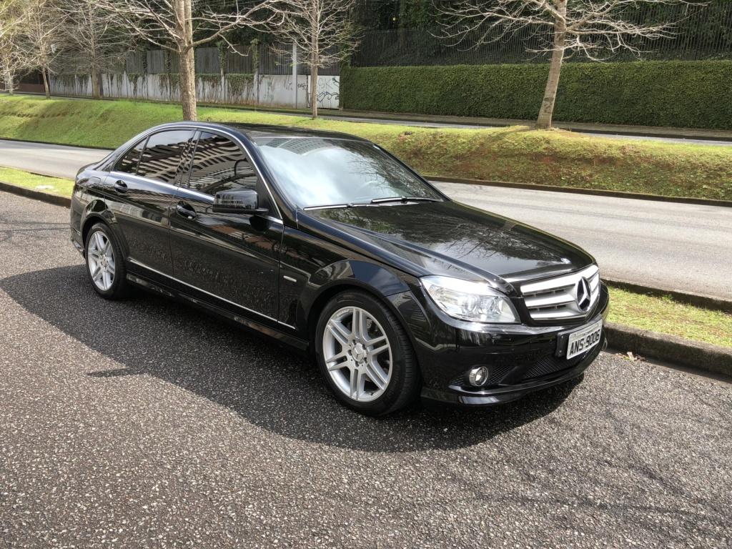 W204 - C350 2009 - 16 MKM, RARIDADE - R$ 108.000,00 810